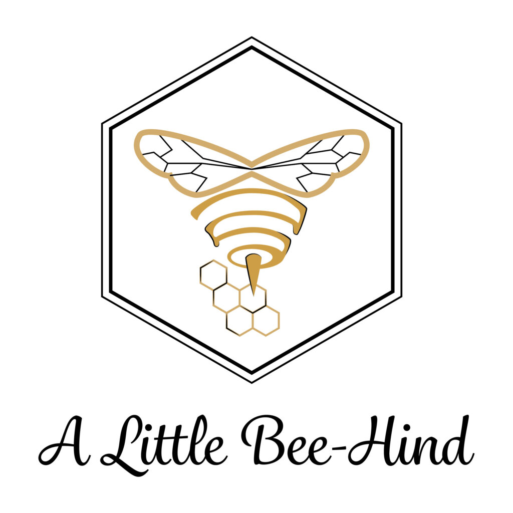 A Little Bee-Hind Apiary
