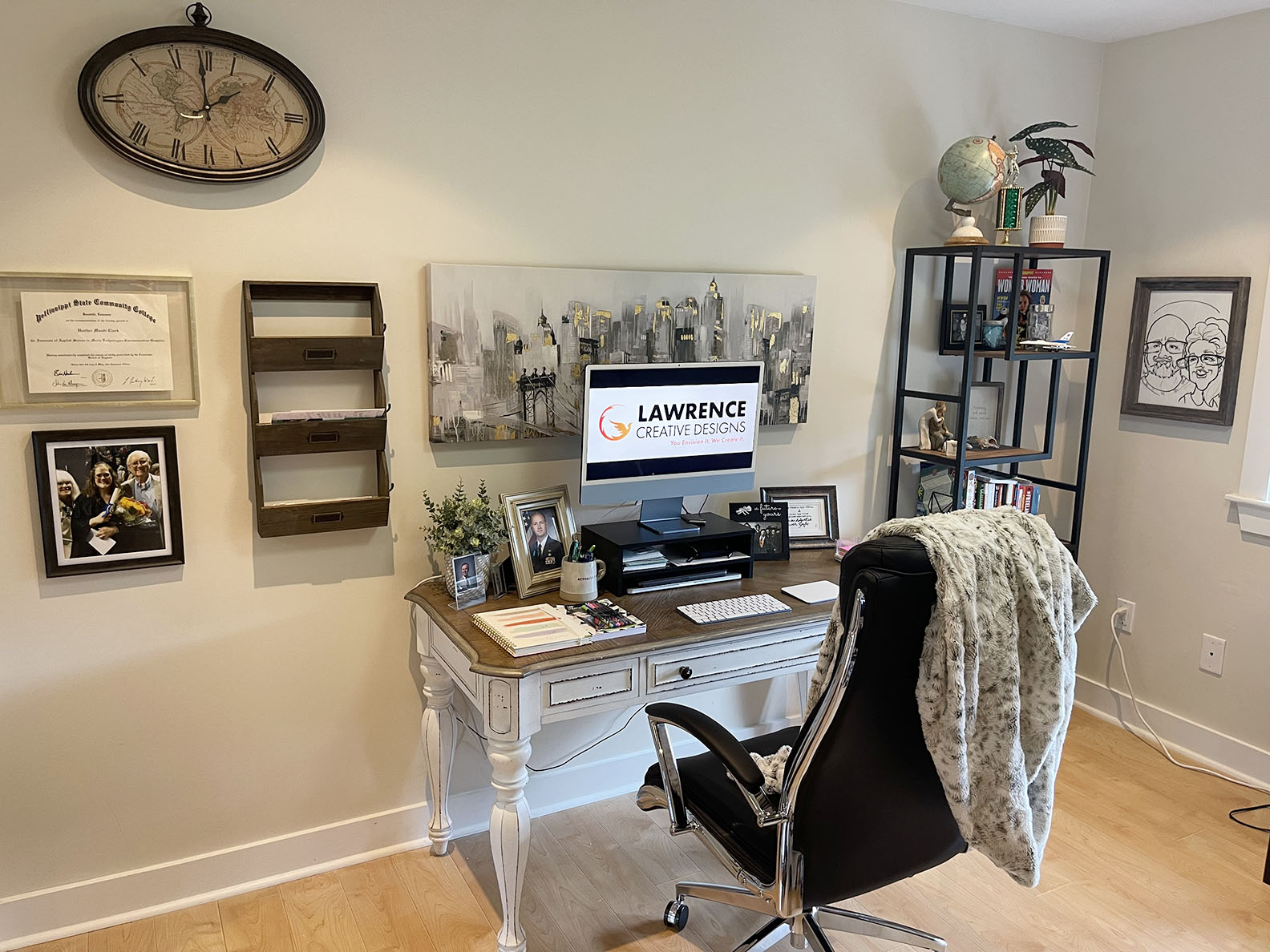 Lawrence Creative Designs Office